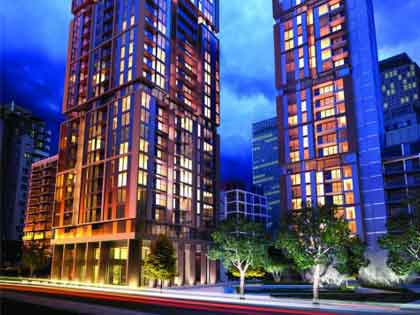 Harbour Central, we have provided services on individual phases of a project or site wide